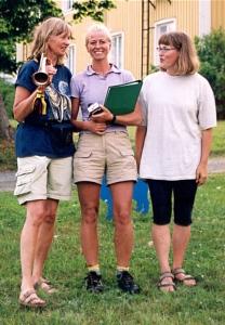 Vinnaren av Jakthornet, Foxy Farm´s Kennel - Foto: Lena Toftling